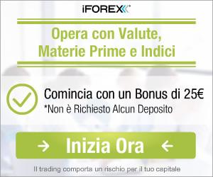 iforex bonus 25 euro